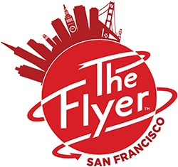 The Flyer Logo