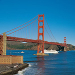 金门大桥 Golden Gate Bridge